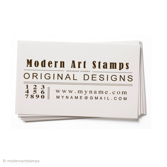 12 best food posters images on pinterest for Rubber business cards