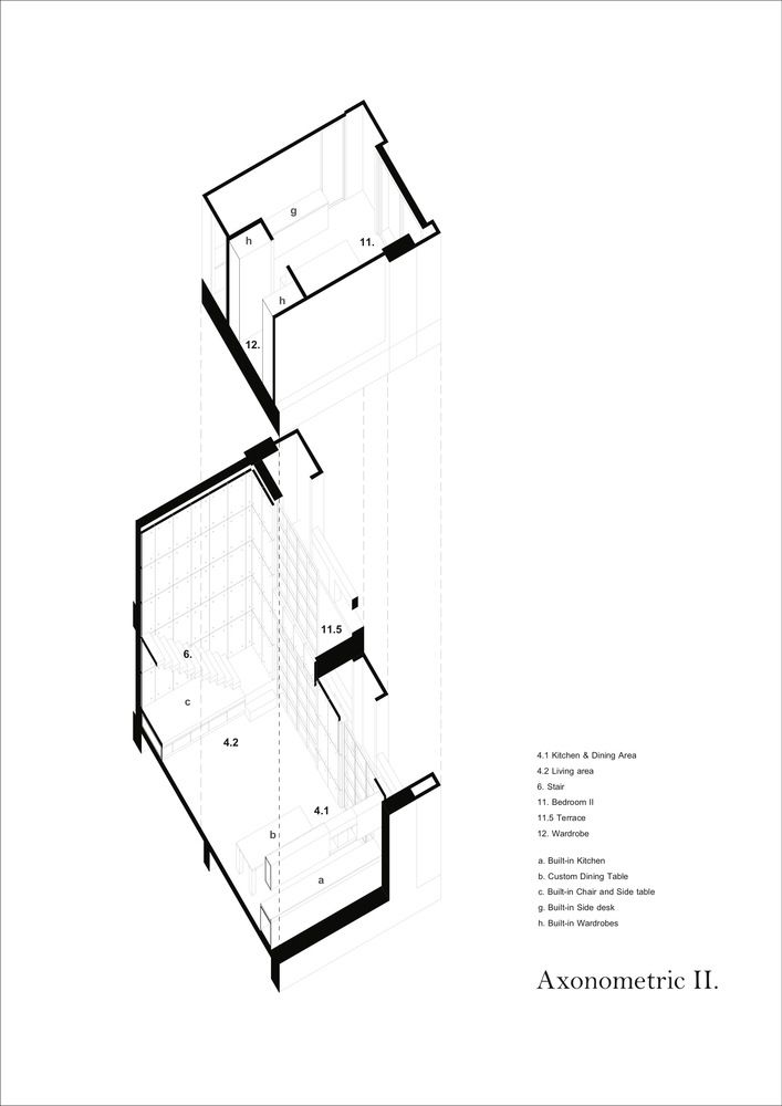 Gallery of Chef's Condominium Renovation / FATTSTUDIO - 25