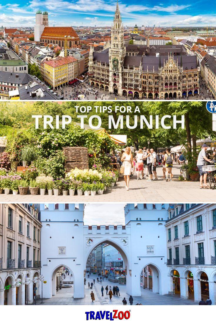 Munich Up Close u2013 Tips from a