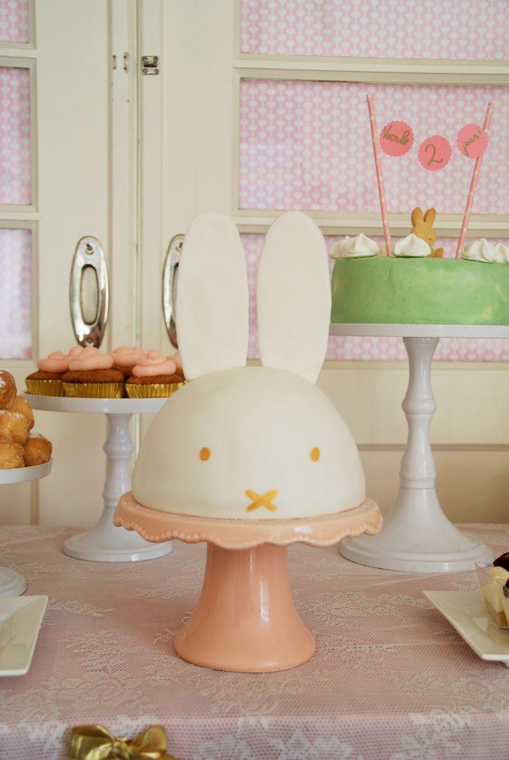 Miffy party , Nijntje sweettable, Karlijne van der Vos