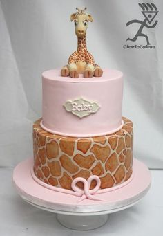 51 best Giraffe Theme Baby Shower images on Pinterest Giraffe