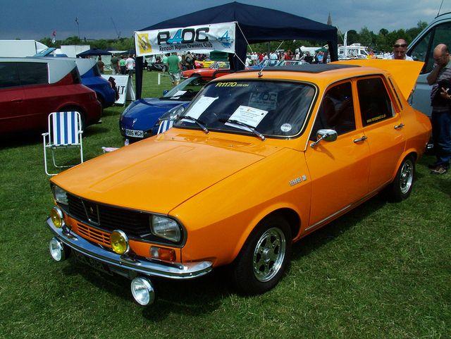 Renault 12 fotos TL - Artículos, reportajes, galería de fotos, coches, comprar - Go Motores