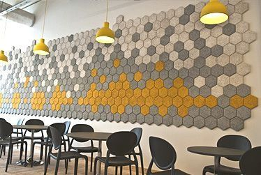 Acoustic Honeycombs And Acoustic Panels On Pinterest