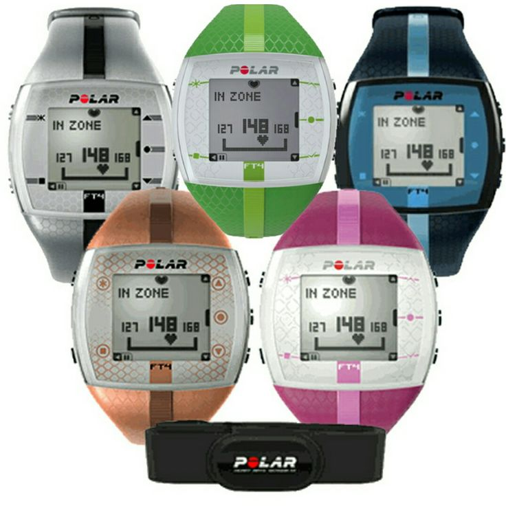 Polar FT4 Heart Rate Monitor Review | Ultra Runners