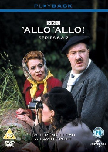Allo' Allo': Another great British Classic