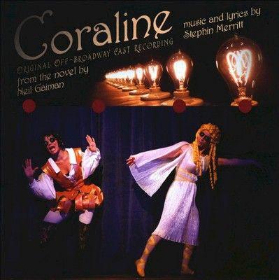Original Off-Broadway Cast - Coraline (CD)
