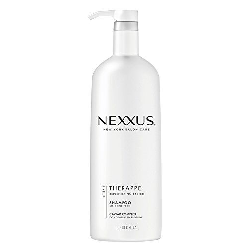 Nexxus Therappe Moisturizing Shampoo Pump, 33.8 Ounce *** Check this awesome image @