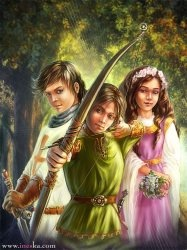 Robin Hood children