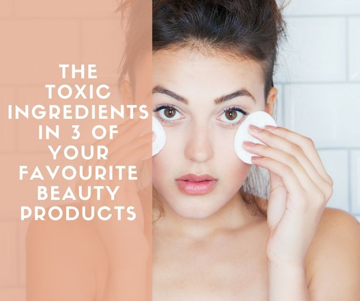 Modern Day Missus | The toxic ingredients in your beauty products | http://moderndaymissus.com