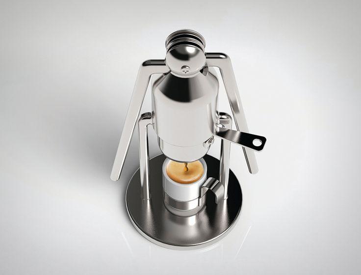 A Caffeine blast from the past | Yanko Design