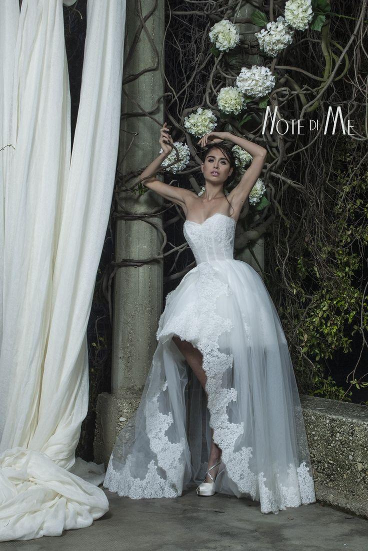 NotediMe collection 2016, Beauty of Nature In the pics Dea Atena,my Rock Princess Morena Mampieri #morenamampieri #beautyofnature #notedime #abitidasposa #weddingdress #madeinitaly