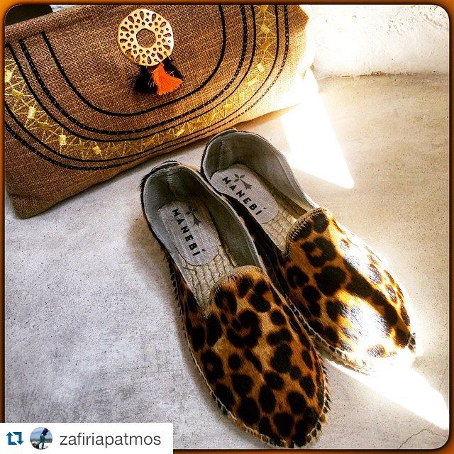 #Repost @zafiriapatmos with @repostapp. ・・・ Between light and shadow. @manebi pony leopard espadrilles @xristinamalle boho handmade bag #espadrilles #foraspecialfriend #handmade #boho #bag #patmos