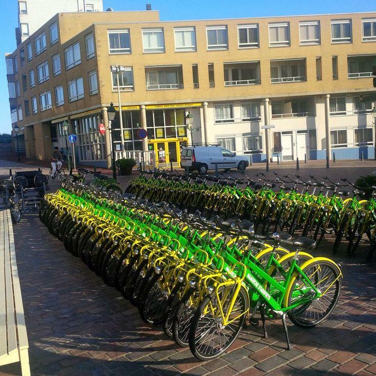 Actief personeelsfeest in Scheveningen
