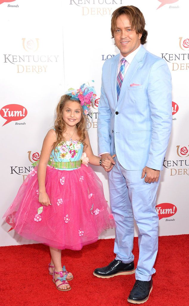 Dannielynn Birkhead Has Gotten So Big! 7-Year-Old Is Spitting Image of Anna Nicole Smith and Larry Birkhead at the Kentucky Derby  Dannielynn Birkhead, Larry Birkhead, Kentucky Derby