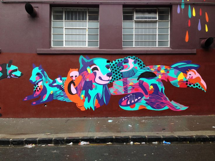 mica still new zealand street art