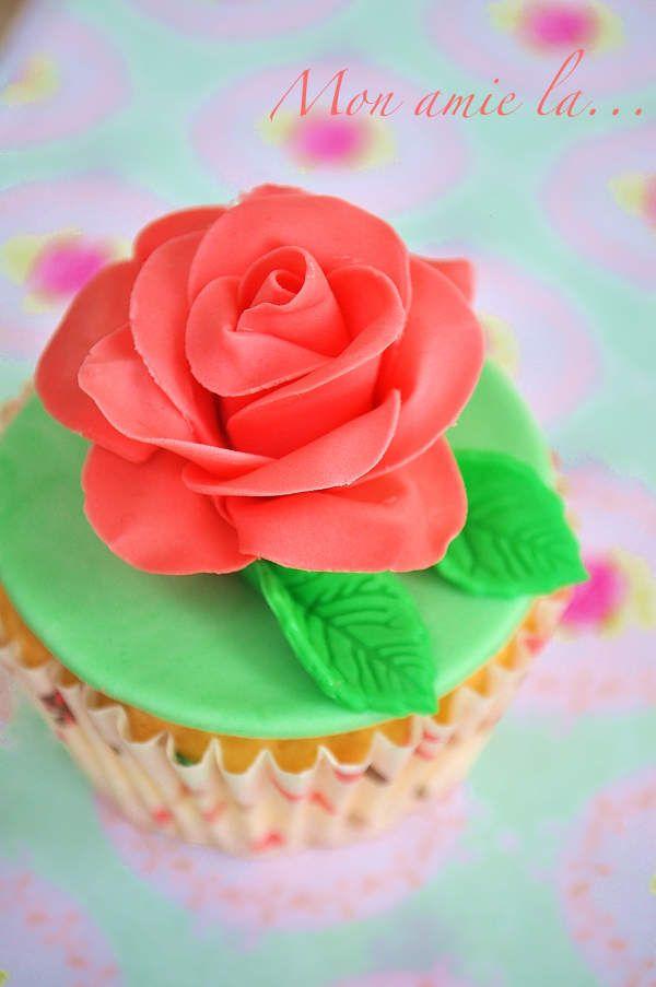 1000 id es sur le th me fleurs en p te sucre sur for Pate a sucre decoration