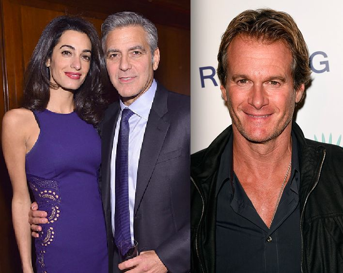 "George and Amal Clooney's marriage is NOT being broken up by his friend Rande Gerber, despite a National Enquirer report claiming Gerber has ""come between"" the Clooneys and could cause them to get a ""$220 million divorce."" Gossip Cop can bust the story. #NationalEnquirer #GeorgeClooney #Divorce #TabloidLies"