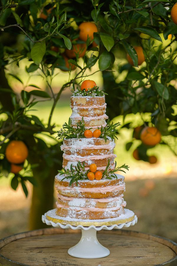 Another great looking #naked #wedding #cake http://d3v11bbb5obkq8.cloudfront.net/wp-content/uploads/2014/04/southern-wedding-citrus-cake.jpg