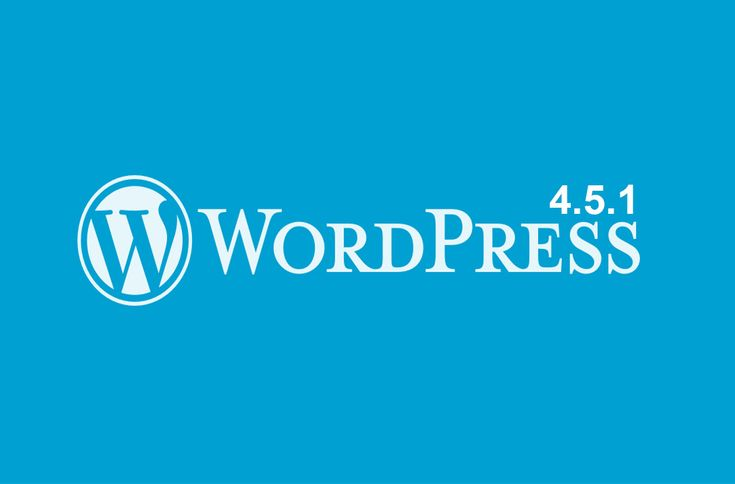 WordPress 4.5.1 Is Available With 12 Bug Fixes  http://www.frip.in/wordpress-4-5-1-is-available/