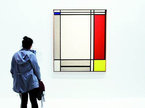 Roy Lichtenstein al Centre Pompidou di #Parigi 2013- @ AnnaFanchin for #kyossmagazine
