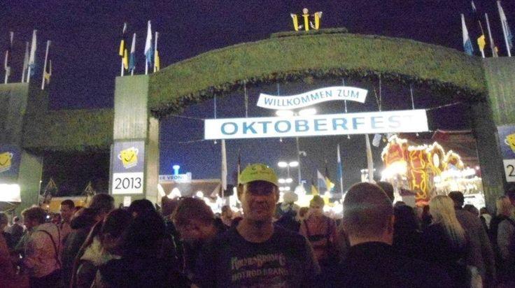We work hard, we play hard. Whilst in Germany Warren Green takes advantage & visits Oktoberfest #QoolPlaceToWork