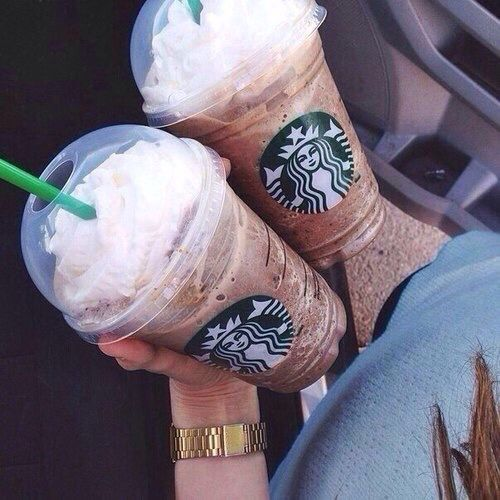 Everyone comment below, your favorite Starbucks drink!! I want to try something new!!
