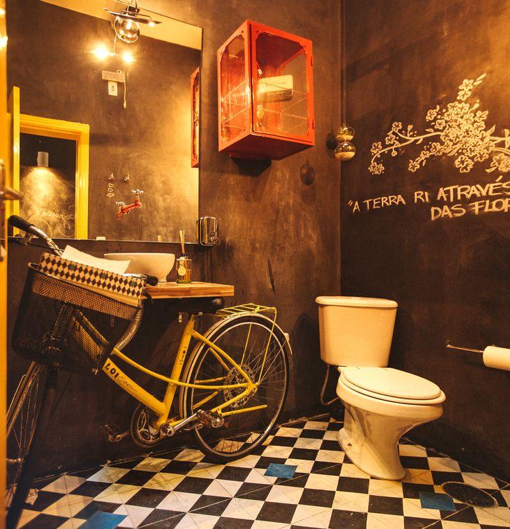 My project at Arch Daily : ) Restaurante Le Manjue Organique - São Paulo - Brasil / Architect Flávia Machado - #SustainableArchiteture www.facebook.com/arquitetaflaviamachado www.flaviamachado.com