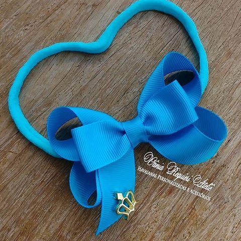 Bom dia!! Iniciando os trabalhos de hoje com essa fofura no azul turquesa!!   ❤ #lindezadelaço #azulturquesa #tiaras #soparaprincesas #faixasparabebe #faixasrn #lacinhoslindos #maedemenina #maedeprincesa #mundodemenina #vemverao #feitocomamor #vaniarequiereatelie ❤