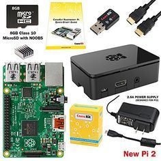 Raspberry Pi 2 offers an inexpensive way to create a small yet effective media player. The good part about a Raspberry Pi 2 system is it takes up little space and consumes low energy. If you are looking for a fun and easy project, make a Kodi media player.