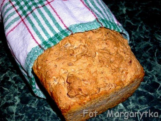 Kulinarne Szaleństwa Margarytki: Chleb mieszany