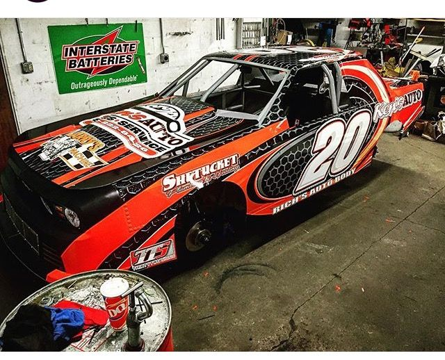 The gallery for --> Race Car Wrap Designs