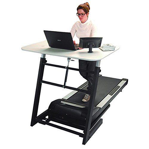 Schreibtisch Laufband - Walkdesk Fitness während Sie arbeiten