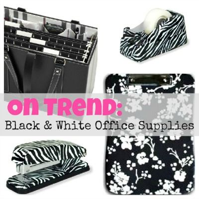 Zebra Office Supplies   Fun For You   And Perfect For A New Grad Heading To