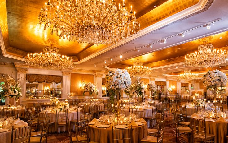 Wedding Event Space at The Garden City Hotel | The Garden City Hotel Long Island, NY.
