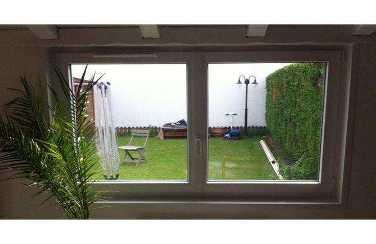 Pose de fenêtres PVC Oknoplast par Kbane.  #menuiserie #fenêtre #pvc #oknoplast #ouverture #aménagement