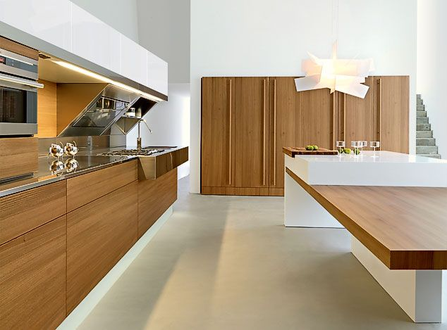 Luxurious Dining Room with kitchen