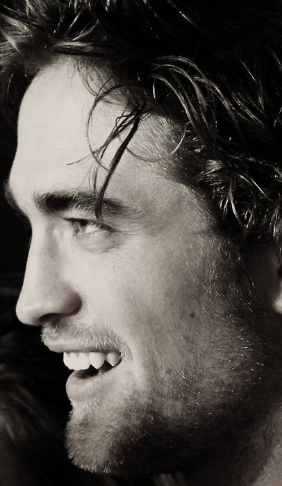 Happy Rob in profile FTW!!!