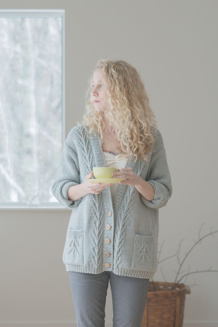 maggie by pam allen / quince & co osprey