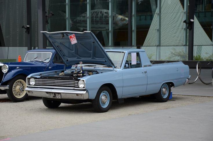 Chrysler Australia Valiant wayfarer ute