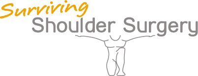 Surviving Shoulder Surgery is your blueprint to post op shoulder rehabilitation success.    Whether you're contemplating going under the knife or have just had shoulder surgery learn how to survive shoulder surgery in the 21st Century.