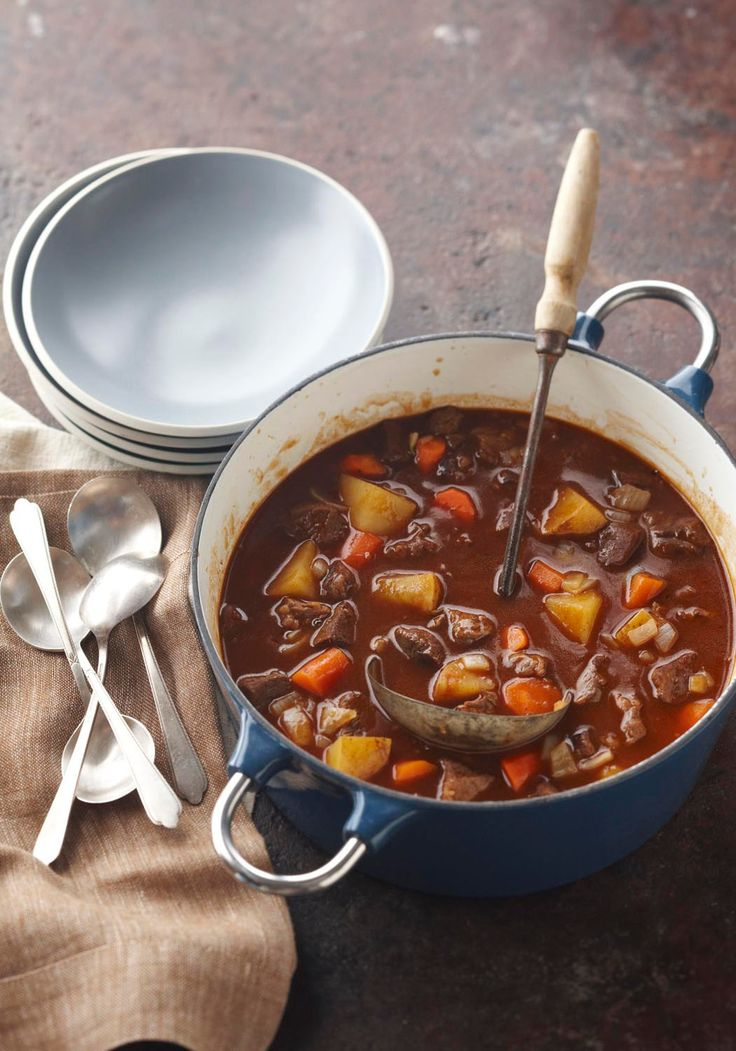 A.1. Beef Stew -- With just 10 minutes of prep, this healthy living recipe is sure to become a favorite in your home.