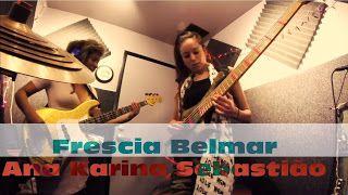 "Frescia Belmar Ana Karina Sebastião: ""Chameleon"" with drummer Lindsay Artkop    Had a blast jamming with these two amazing musicians bass players Frescia Belmar and Ana Karina Sebastião. INSTAGRAM: @lindsayartkop https://www.instagram.com/lindsayartkop FACEBOOK: @lindsayartkopdrums WEBSITE: https://www.lindsayartkop.com Lindsay Artkop Proudly Endorses the following companies: Zildjian Cymbal Company: www.zildjian.com Mapex USA Drums: www.mapexusa.com Evans (D'Addario) Drumheads…"