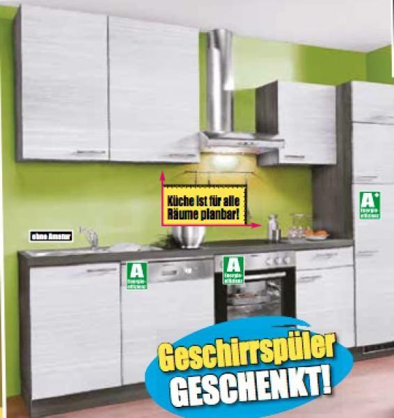 Express Kuechen Kuechenblock Front Eiche Weiss Korpus Und Arbeitsplatte Eiche Grau Nachbildung Mobelboss In 2020 Kitchen Cabinets Kitchen Island Home Decor