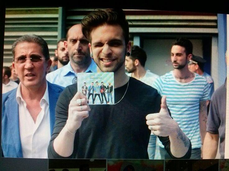 Alessio and the album<3