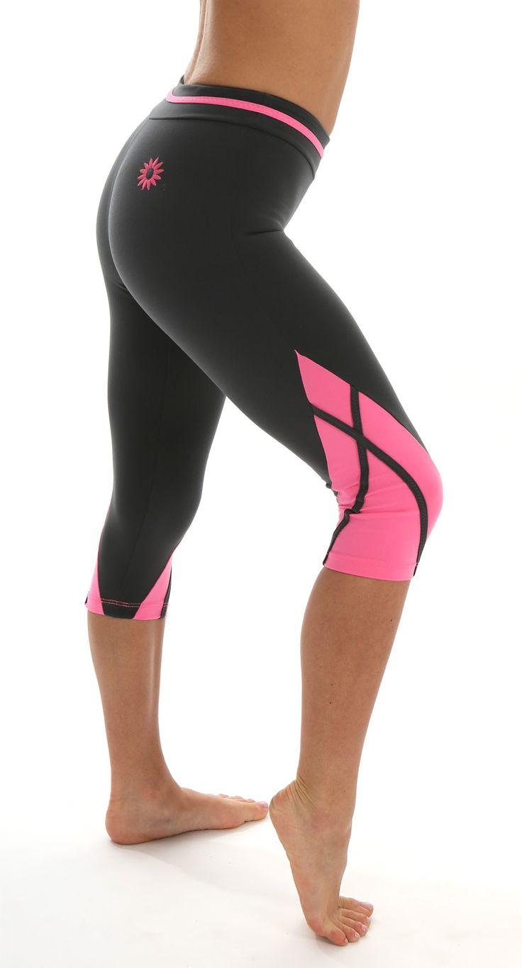 Margarita Barbie Summit Leggings | Daisy Fitness Wear