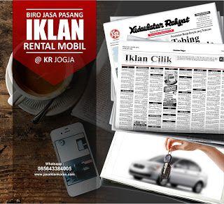 pasang iklan Rumah Disewakan di koran Kedaulatan Rakyat Jogja, Kirim Materi Iklan ke 085643384005 (SMS/WA)