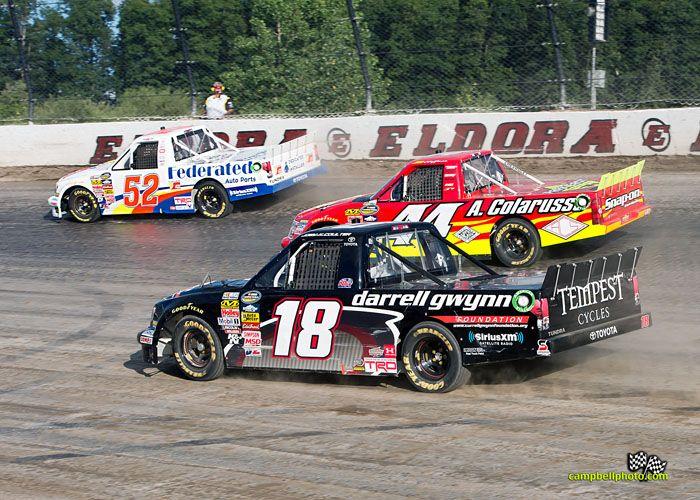 NASCAR TRUCK: Eldora Speedway