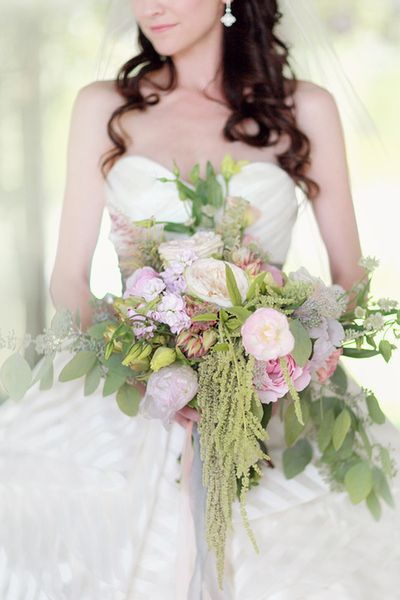 "As seen on Southern Weddings: ""Georgia Farm Wedding"" 