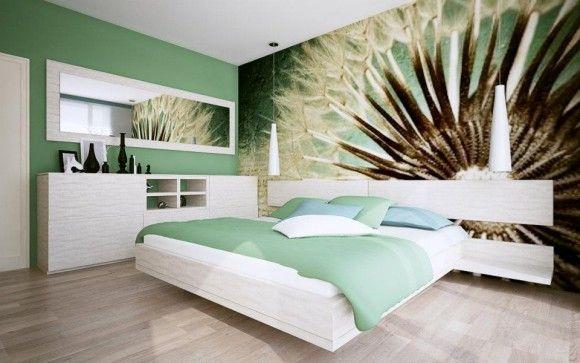 powerful bedroom