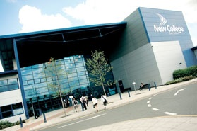 New College, New College Drive, Swindon, SN3 1AH.  For information about our courses telephone  01793 611470